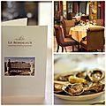 Brasserie le Bordeaux - <b>Grand</b> <b>hôtel</b> de Bordeaux