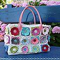 Mon sac fleur...