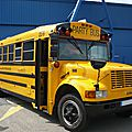 <b>NAVISTAR</b> <b>INTERNATIONAL</b> 3800 T444E School bus - Party bus