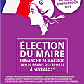 Élection du Maire d'Alfortville