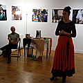 Atelier d'initiation au <b>flamenco</b> !