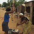 Ghana: le retour et une recette!