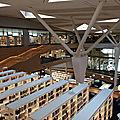 Inauguration du nouveau bâtiment de la <b>Bibliothèque</b> <b>nationale</b> du Luxembourg