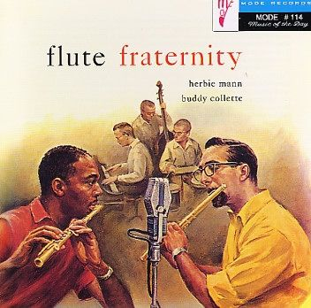 Herbie Mann Buddy Collette - 1957 - Flute Fraternity (VSOP)
