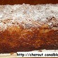 Cake miel-figues
