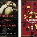 Mistress of the art of death, d'ariana franklin