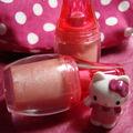 Gloss rosé, douceur de pêche...