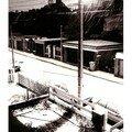 De ma fenêtre, Sotteville - Décembre 1997