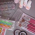 Commande nail art à moindre coût !