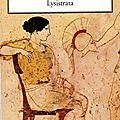 _lysistrata_ d'aristophane (411 avant j.-c.)