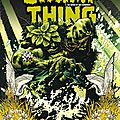 Urban dc swamp thing vol 1 : de sève et de cendres