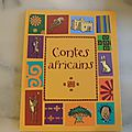 <b>Contes</b> <b>africains</b>. Collection Feuilles