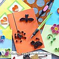 <b>Malle</b> quilling