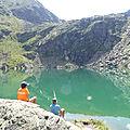 Vacances Août 2020 : Haute <b>Ariège</b> : Les étangs du Picot