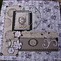 page pour style shabby
