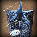 Une pochette étoile! explications