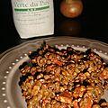 Lentilles façon risotto au chorizo à la méditeranéenne