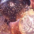 On sort de la cuisine (1) - lumières du souk