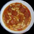 Soupe catalane au chorizo, version moi