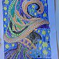 Coloriage - mosaïque