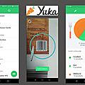 Comment sélectionner les aliments emballés avec « l'appli » YUKA