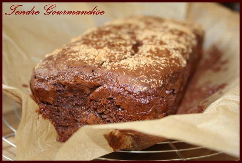 Extrêmement Gâteau au chocolat (Weight Watchers) - Tendres Gourmandises EG97