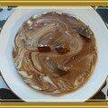 Tarte au chocolat toblerone sans cuisson de clipoye