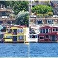 Floating House Boat Seattle