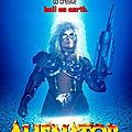 Alienator (Tout est dans le titre du film... Un mélange entre Alien et Terminator)