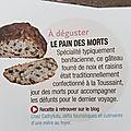 ...Mon blog avec la <b>recette</b> du pain des morts publiés sur le guide de la <b>Corse</b> en BD...