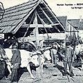 Pour nos héros - Chèvre à Autun - Montchanin - Le retour de nos Héros au Creusot.