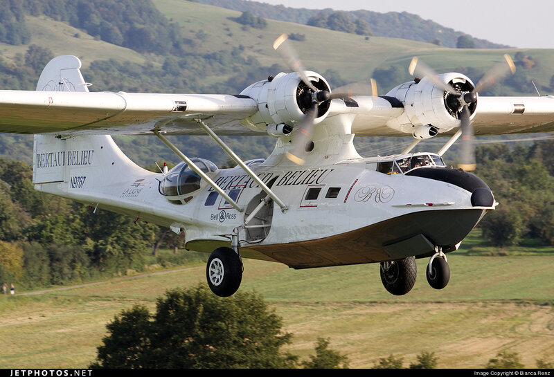 181 N9767 Consolidated PBY-5A Catalina 21996