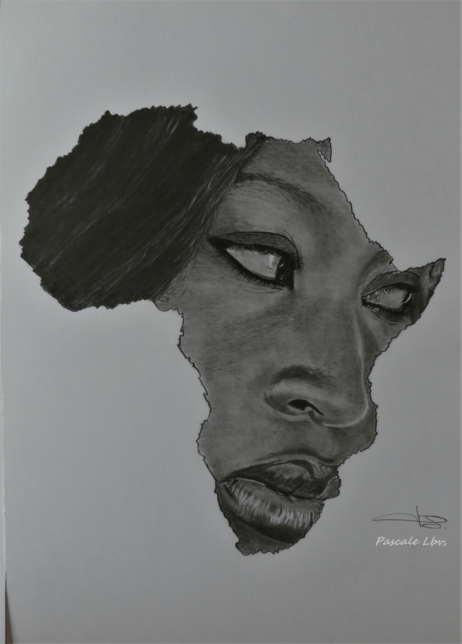 176 Africa 30X40 DISPONIBLE