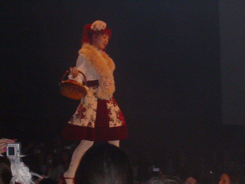 Défilé Tokyo Style convention, japan expo 2006
