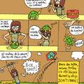 Tortoise experiment