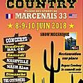 COUNTRY 33 - danses en ligne - blog du