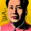 Exceptional Complete Portfolio of <b>Mao</b> by Andy Warhol Offered on artnet Auctions