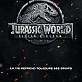 Jurassic world: fallen kingdom ★★★