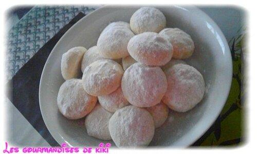 Swedish tea cakes