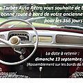 Amicale Tarbes Auto Rétro