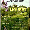 Manifestations en Aveyron, Mouret, Mousset et Conques, les 8, 9 et 12 mai 2013...