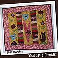 Old cat & Friends pour Josy