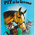 Album ... PIT à la ferme (1972) * Belles années
