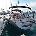 Croisière en Croatie en janvier 2015 à bord du Sun Odyssey 44i Istra