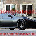<b>Maserati</b> noir mat, <b>Maserati</b> noir mat , <b>Maserati</b> noir mat Total covering noir mat, <b>Maserati</b> noir mat peinture covering noir ma