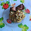 Frites au four (