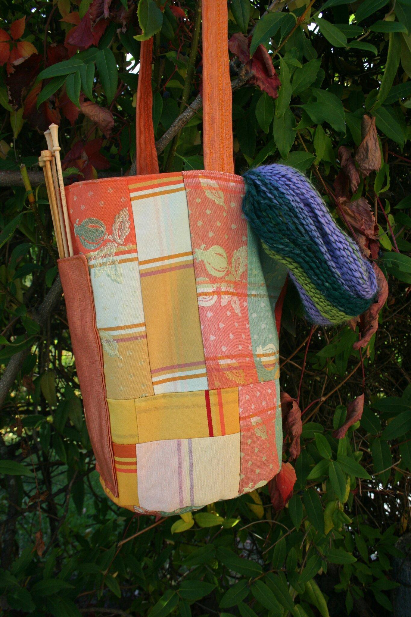sacs à tricot