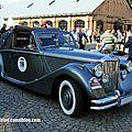 Jaguar MKV drophead coupe de 1949 (Paul Pietsch Classic 2014) 01