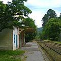 Chamborigaud (Gard) vue direction Génolhac