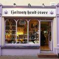 Galway, ville colorée
